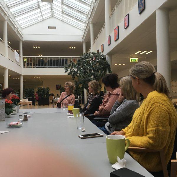 Fernisering Tagdækkervej kunstforening 2019